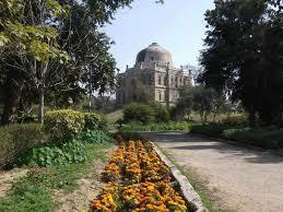 lodhi garden delhi timings nearest