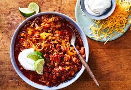 turkey chili recipe nyt cooking