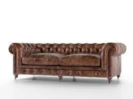 84 kensington leather sofa