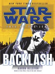 Backlash by Aaron Allston | Star wars books, Star wars