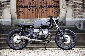 bmw r80 cafe racer by ironwood custom