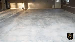 cappuccino garage floor woodstock