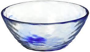 bormioli rocco murano blue marbled