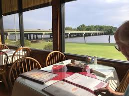 view from inside the glassed in porch