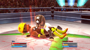 free wrestling games for pc