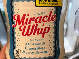 miracle whip light dressing nutrition