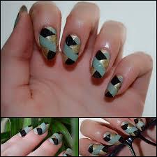 braided nail art tutorial cnd sac