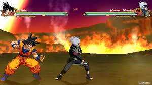 Dragon Ball Super vs Naruto Shippuden Mugen - Screenshots, images ...
