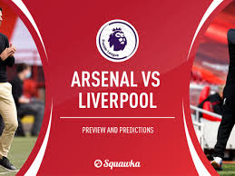 Arsenal v Liverpool predictions, betting offer, line-ups