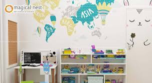 Top 15 Wall Decor Ideas For Your Kids Room Magical Nest