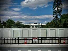 The White House Has Become A Militarized Island In Downtown Dc Washingtonian Dc
