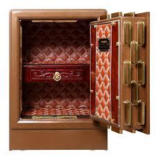 luxury interior security jewelry safe