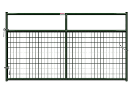 Welded Wire Horse Corral Panels With Farm Gates 14 16 Gauge Tube