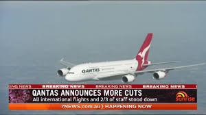 Coronavirus Australia flight cancelled ...