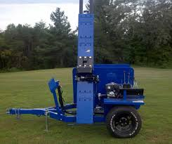 Hydralic Post Pounder For Rent 1 Trusted Fencing Supply Contractor In Central Ny