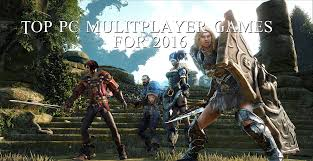 top pc multiplayer games for 2016