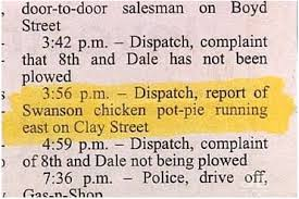 19 more crazy funny police reports
