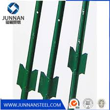 Stainless Steel Fence Post Star Picket Junnan Steel