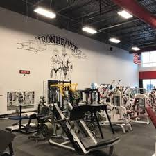 gyms near iron heaven in omaha ne