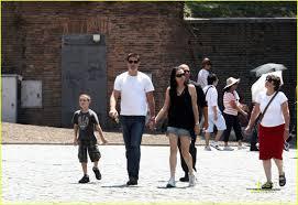 Matthew Fox is Shirtless: Photo 2040781 | Byron Fox, Celebrity Babies,  Margherita Ronchi, Matthew Fox Pictures | Just Jared