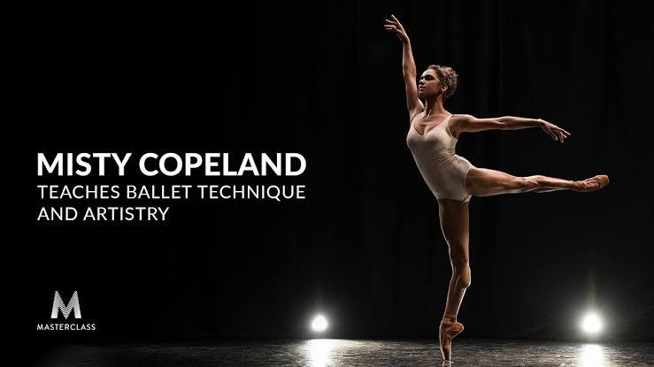Misty Copeland Teaches Ballet Technique