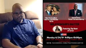 Live with Pastor Terrance Murray - Relationships Matter