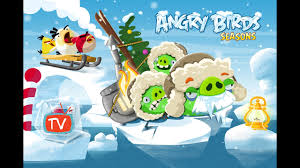 Angry Birds Seasons - Arctic Eggspedition Gameplay - All Levels ...