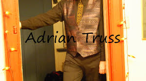 How to Pronounce Adrian Truss? - YouTube