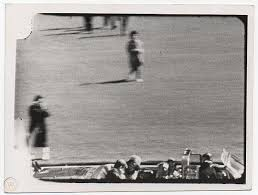 Abraham Zapruder VINTAGE 1963 JFK/Kennedy Assassination VERY RARE Dbl Wt  Photo | #1787839455