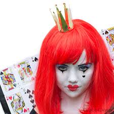 and easy queen of hearts costume
