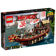 Sneak preview of the new LEGO sets for The LEGO NINJAGO Movie