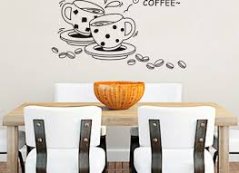 Food Wall Stickers Bon Appetit French Salute Restaurants Paper Independence