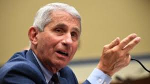 Coronavirus: Dr Fauci says daughters have been harassed - BBC News