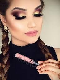 good makeup for black dress saubhaya