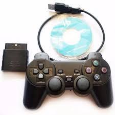 Tay cầm chơi game không dây cho Android tivi boxPCLaptopPS3PS2 - Tay cầm chơi  game không dây