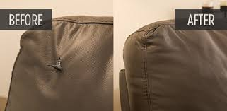 furniture repair before and after