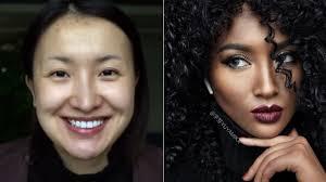 chinese makeup artist slammed for doing