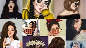 صور بنات جيرلي متنوعه كيوت جدا خلفيات بنات جيرلي كيوت رمزيات