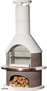 buschbeck mocca rondo bbq fireplace