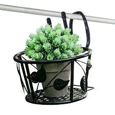 Universal Adjustable Garden Wall Fence Hanging Pot Basket Planter Hooks Holder Tool Parts Aliexpress
