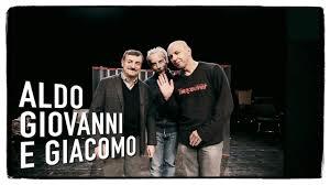 Aldo Giovanni e Giacomo sbarcano su YouTube - YouTube