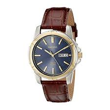 men s watches brown leather com