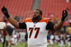 Cordy Glenn Downplays Tension with Bengals After 1-Game Suspension ...