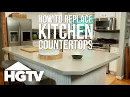 remove laminate kitchen countertops