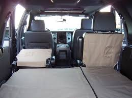 ford expedition el cargo liners