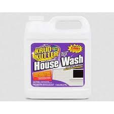 Krud Kutter Hw012 Multi Purpose House Wash 1 Gallon Pack Of 1