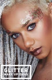 the best glitter makeup ideas to try