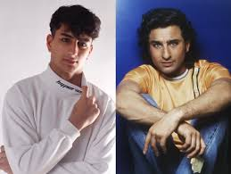 Ibrahim Ali Khan blesses our feed with pictures form Hyperion Project's  photoshoot; Umm 90s' Saif Ali Khan is that you?