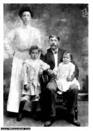 My GG Grandparents.. Ida Nora Wright.. Nanticoke and her husband ...
