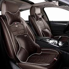 leather universal car seat cover
